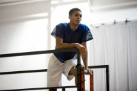 Layton Williams - Photography by Matt Crockett