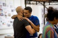 Ryan O'Gorman and Layton Williams - Photography by Matt Crockett