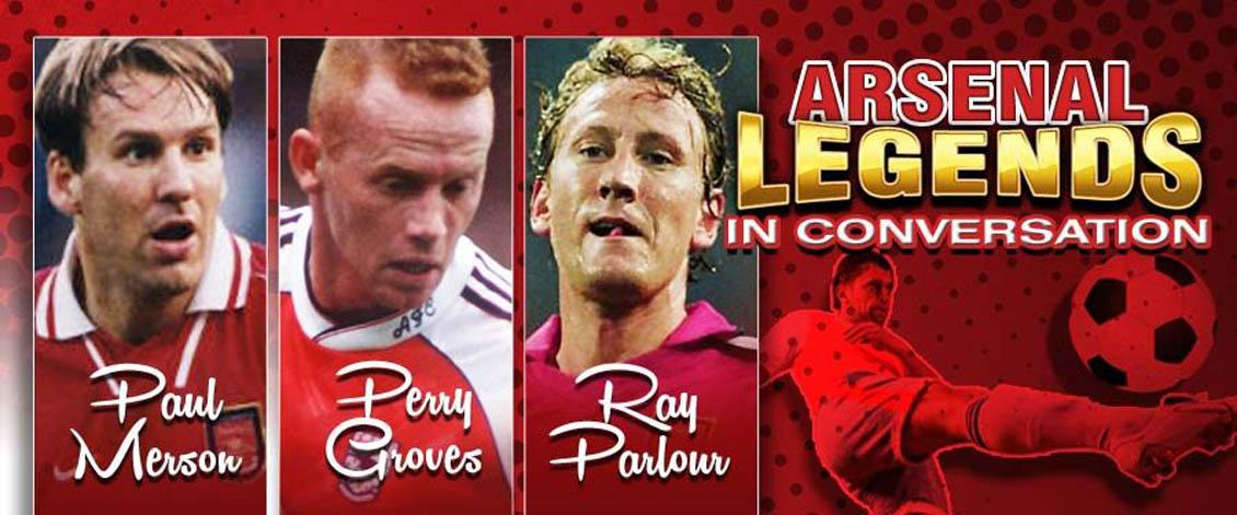 Arsenal Legends in Conversation