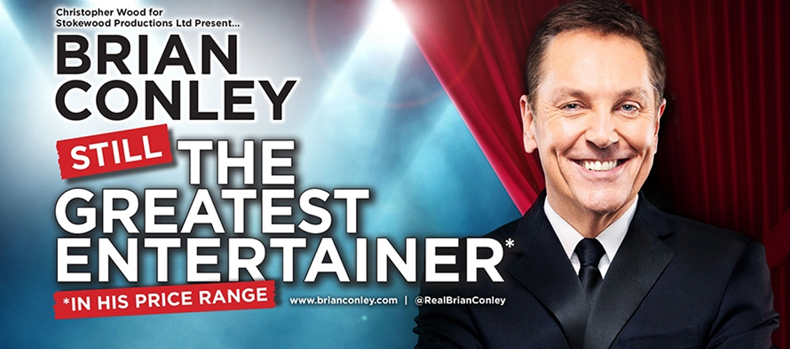 Brian Conley - Still The Greatest Entertainer…
