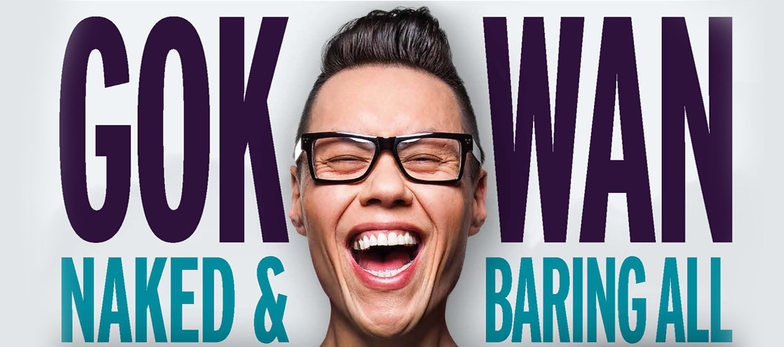 Gok Wan - Naked & Baring All