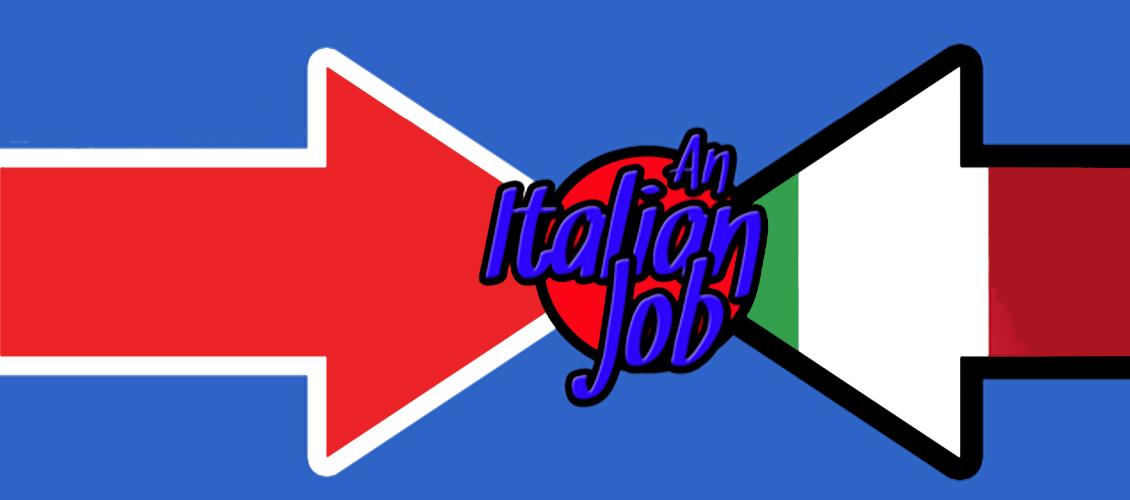 An Italian Job - interactive comedy dining