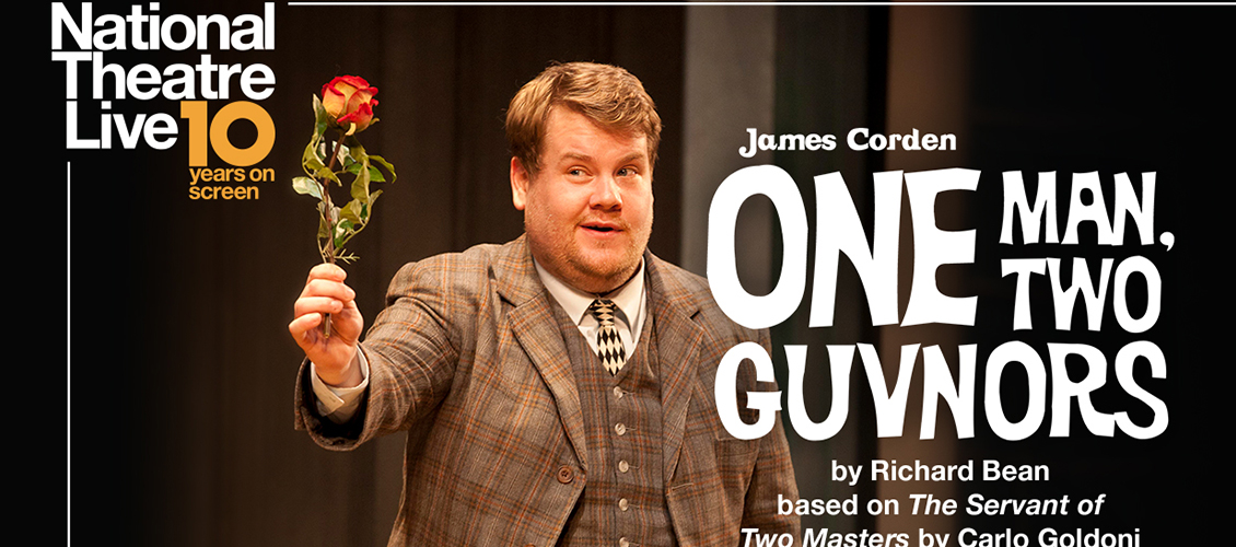 NT Live: One Man, Two Guvnors (12A)