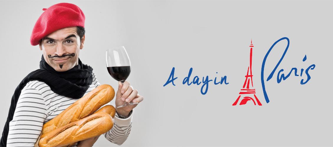 A Day In Paris - Ooh La Luncheon