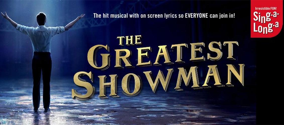 Singalonga The Greatest Showman