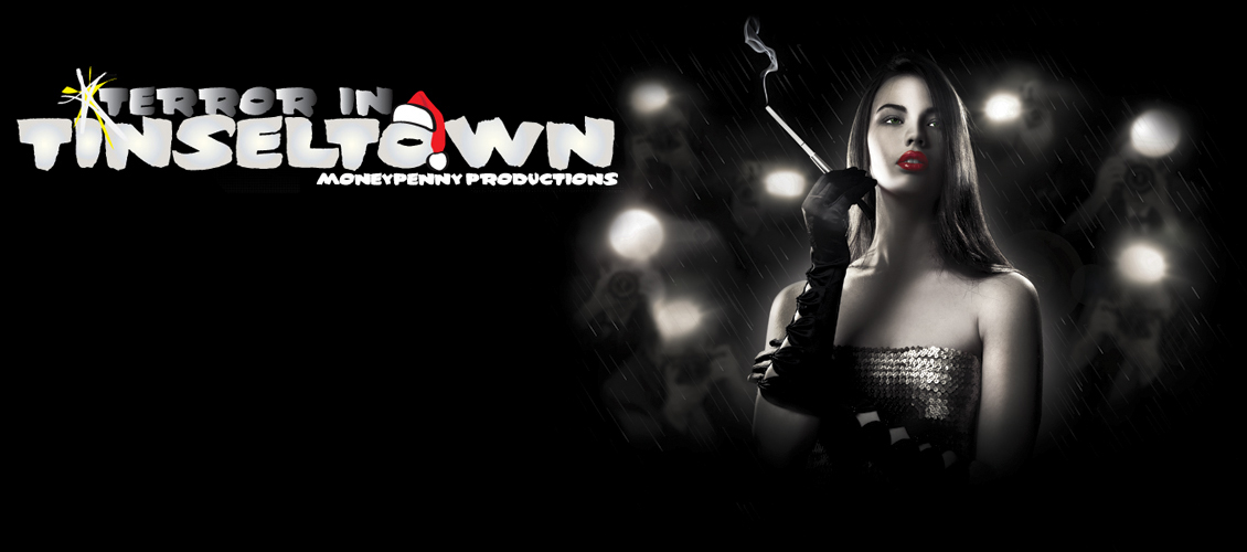 Terror in Tinsel Town - Murder Mystery Evening