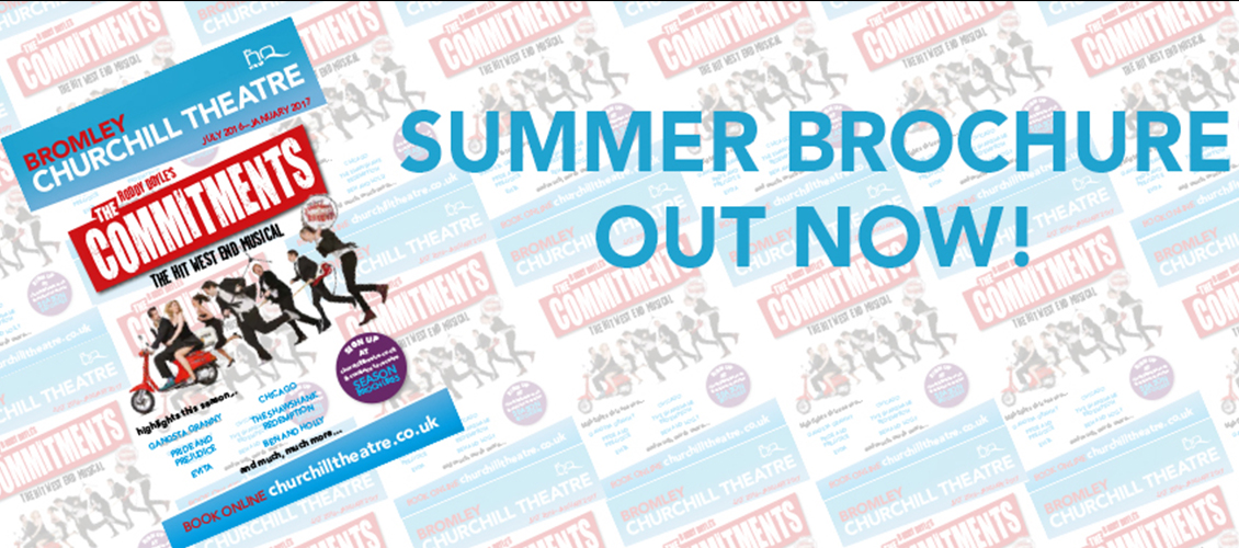 Summer Brochure Out Now!