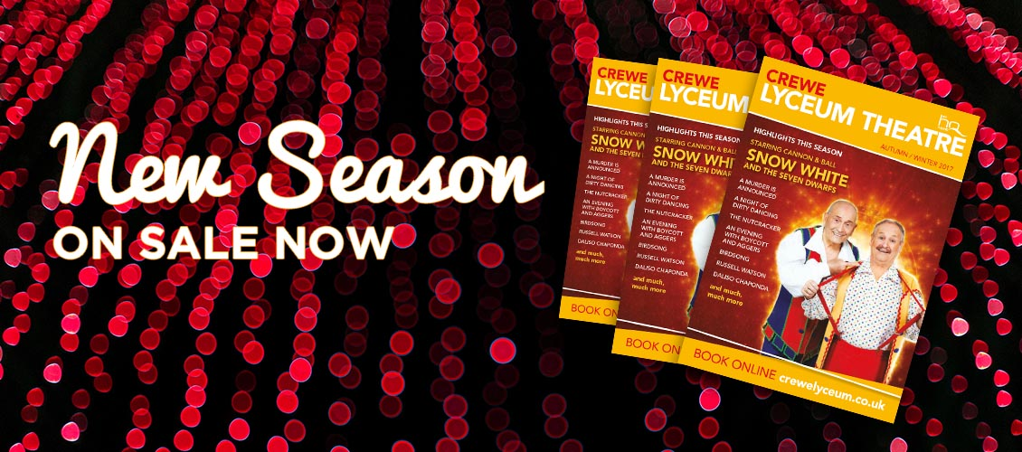 New Season On-Sale Now