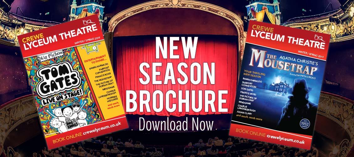 New Season Brochure