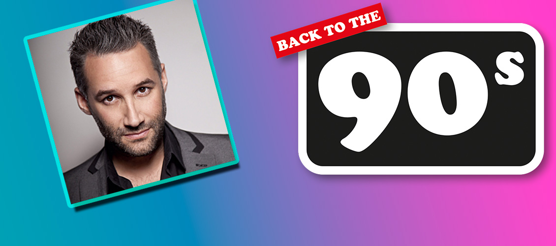 Back To The 90s Disco with DJ set from Dane Bowers
