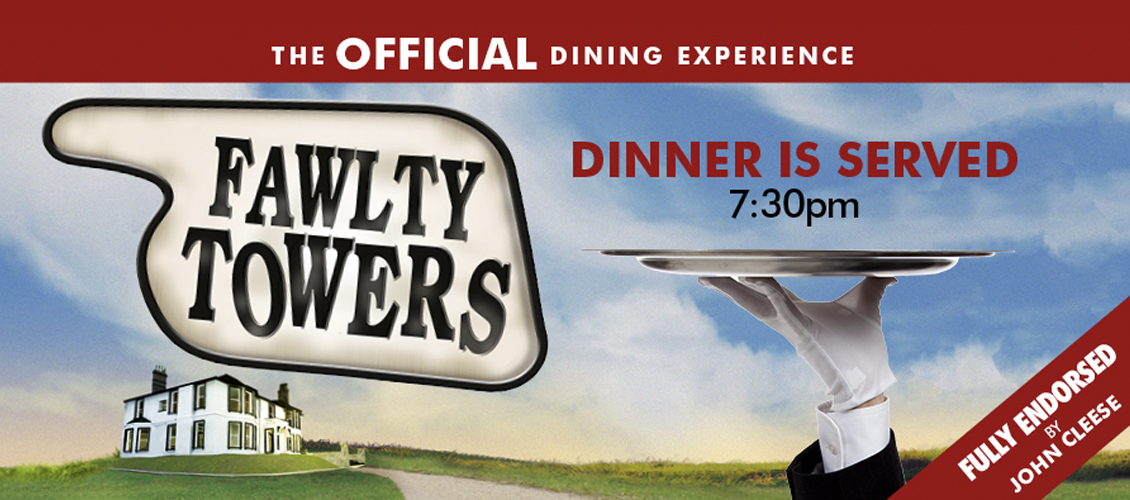 Fawlty Towers: The Official Dining Experience