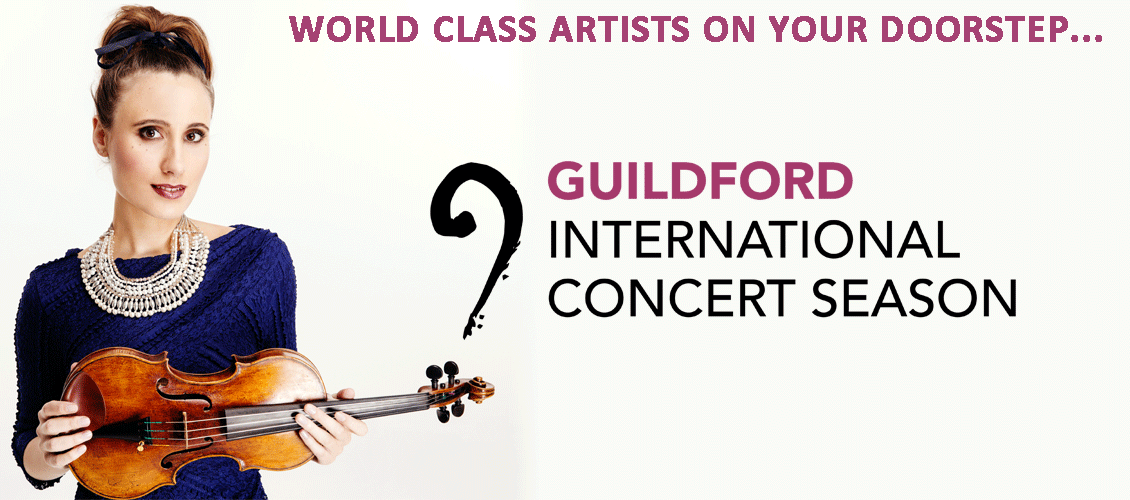 Guildford International Concert Season 2016/17