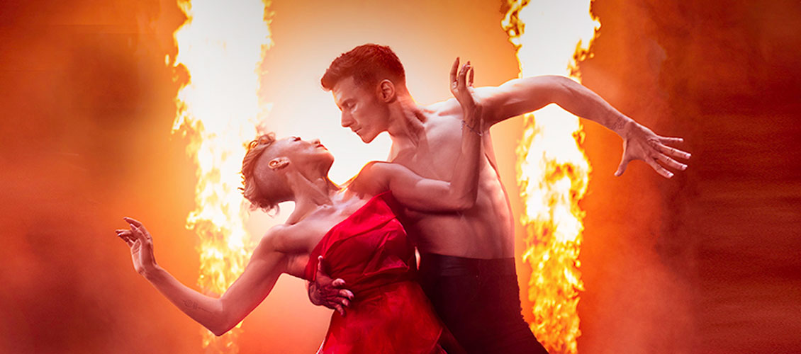 Firedance with Gorka Marquez & Karen Hauer