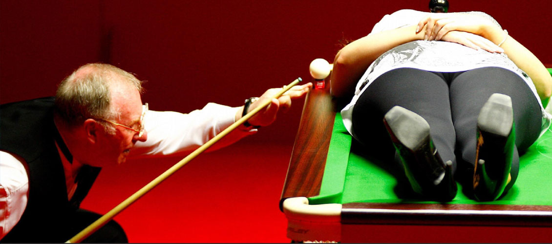 An Evening With Snooker Greats