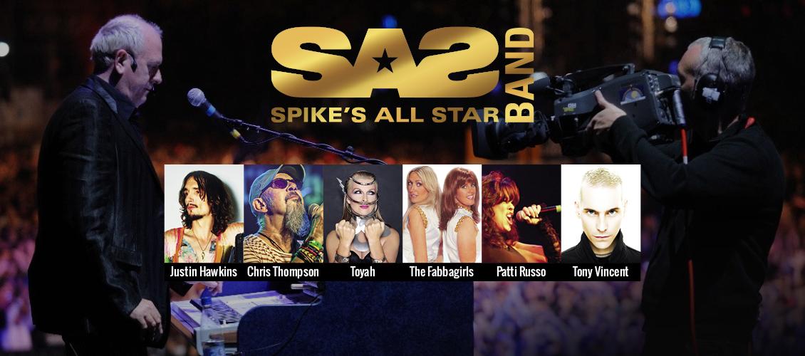 SAS: Spike's All Star Band