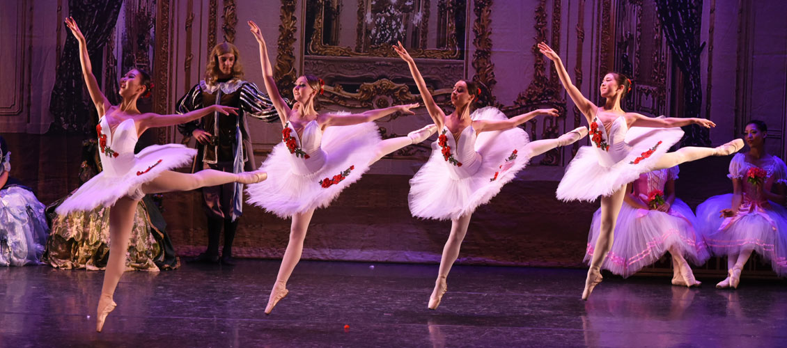 Saint Petersburg Classic Ballet: Tchaikovsky Trilogy