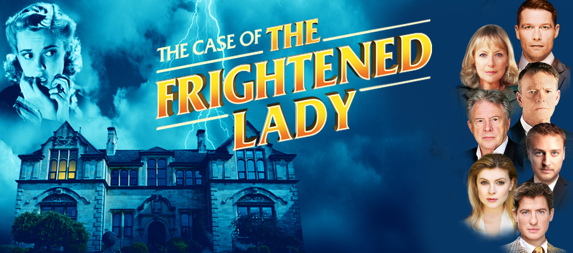 OT: Case of the Frightened Lady