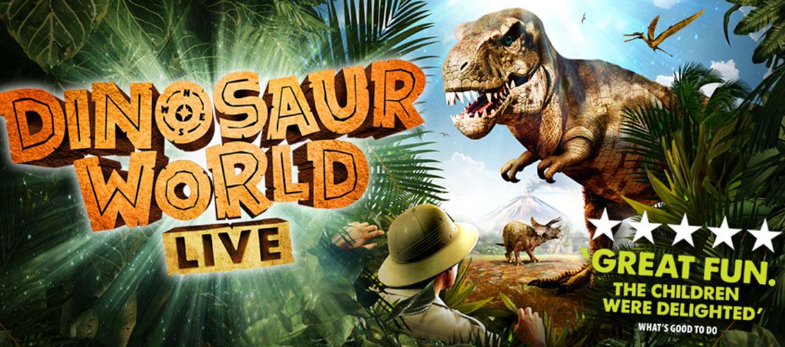 OT: Dinosaur World Live