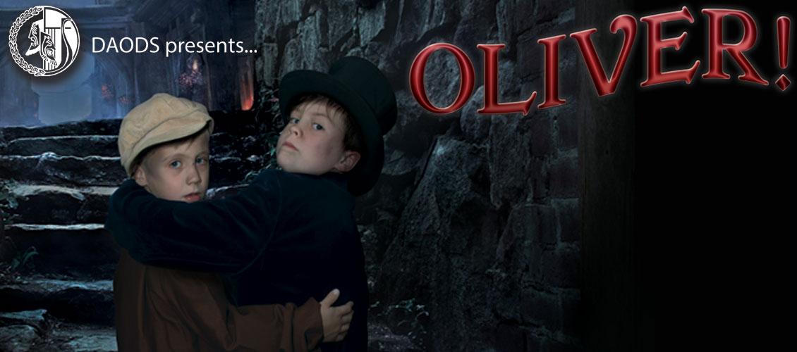 DAODS Presents Oliver!