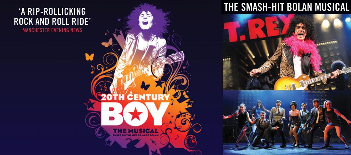OT: Twentieth Century Boy
