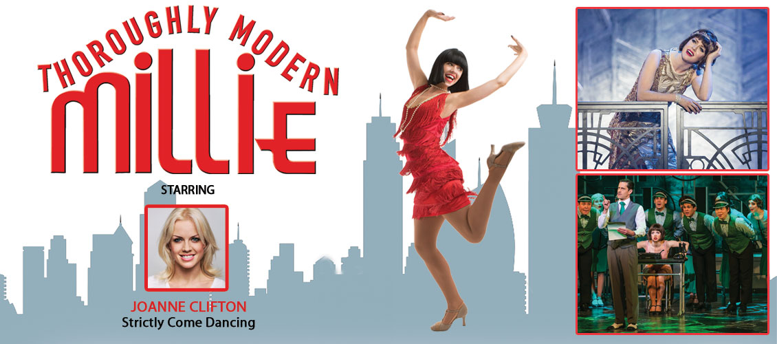 OT: Thoroughly Modern Millie