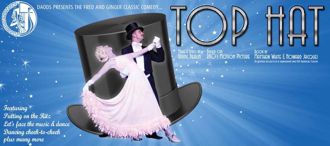 OT: DAODS Presents Top Hat