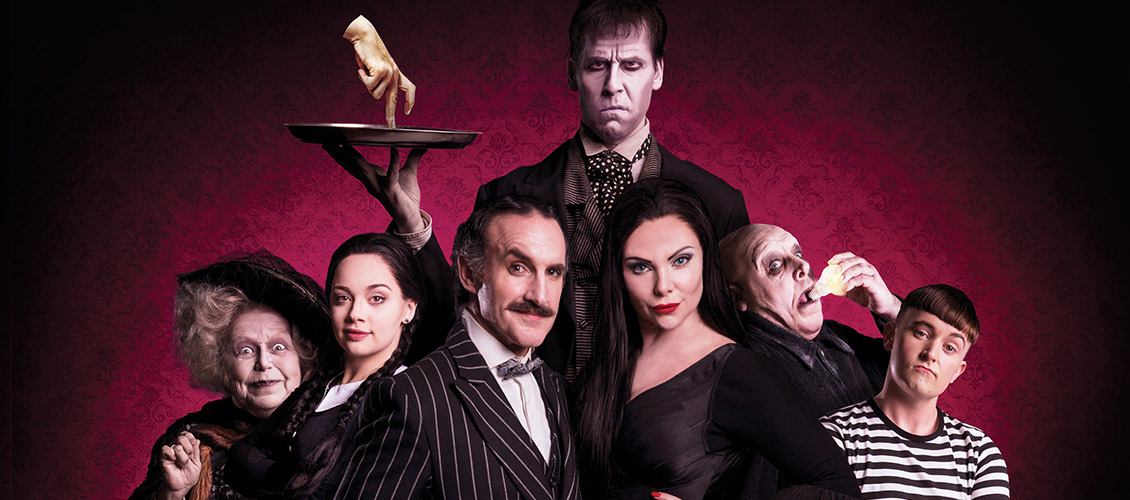 ST: The Addams Family