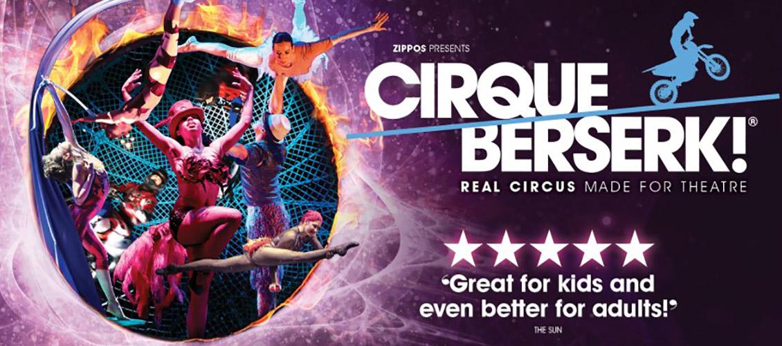 ST: Cirque Berserk