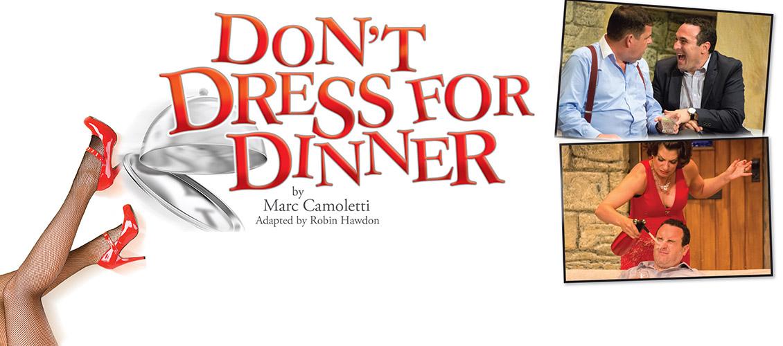 ST: Don't Dress For Dinner