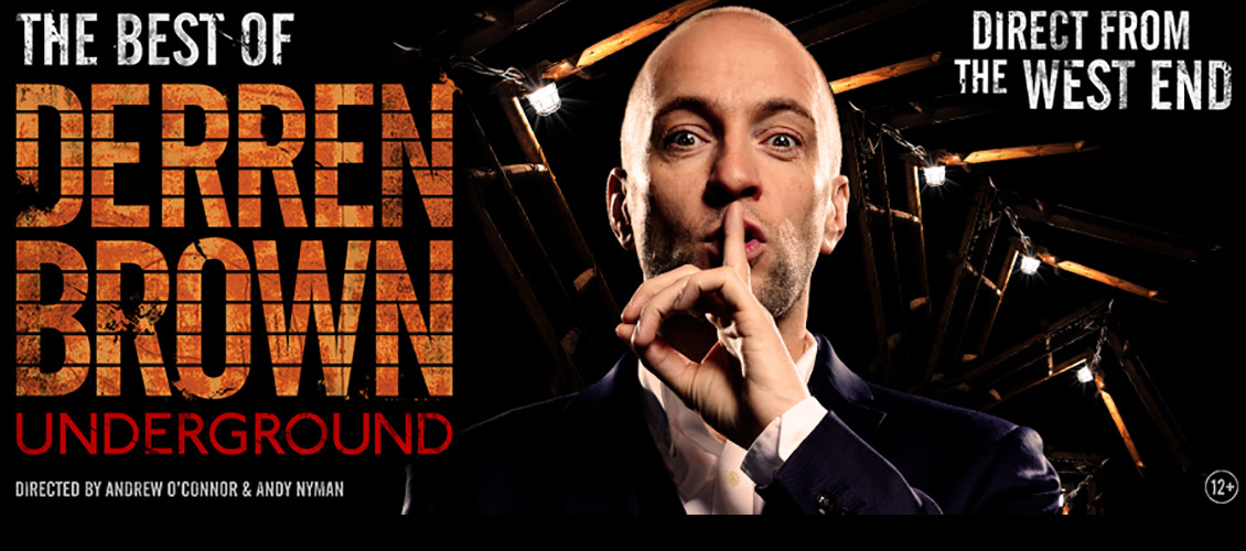 ST: Derren Brown 2018