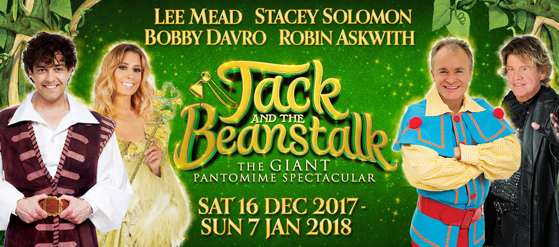 ST: Jack and the Beanstalk