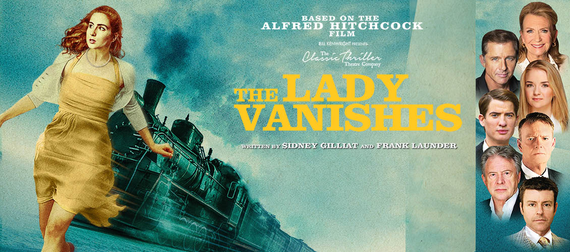 ST: The Lady Vanishes