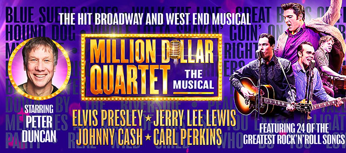 ST: The Million Dollar Quartet