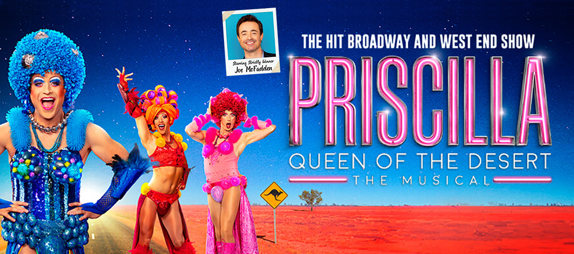 ST: Priscilla Queen Of The Desert