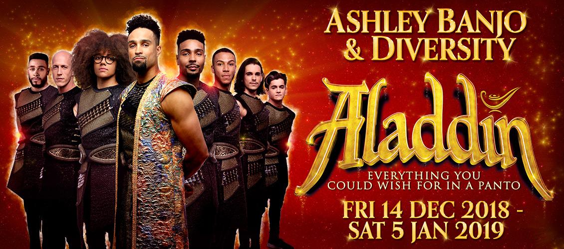 ST: Aladdin Diversity