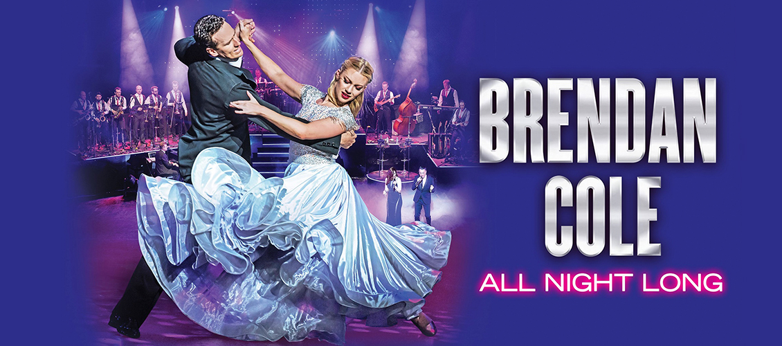 Brendan Cole: All Night Long