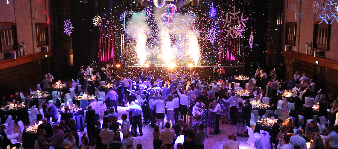 Enchanted Christmas & New Years Eve Ball