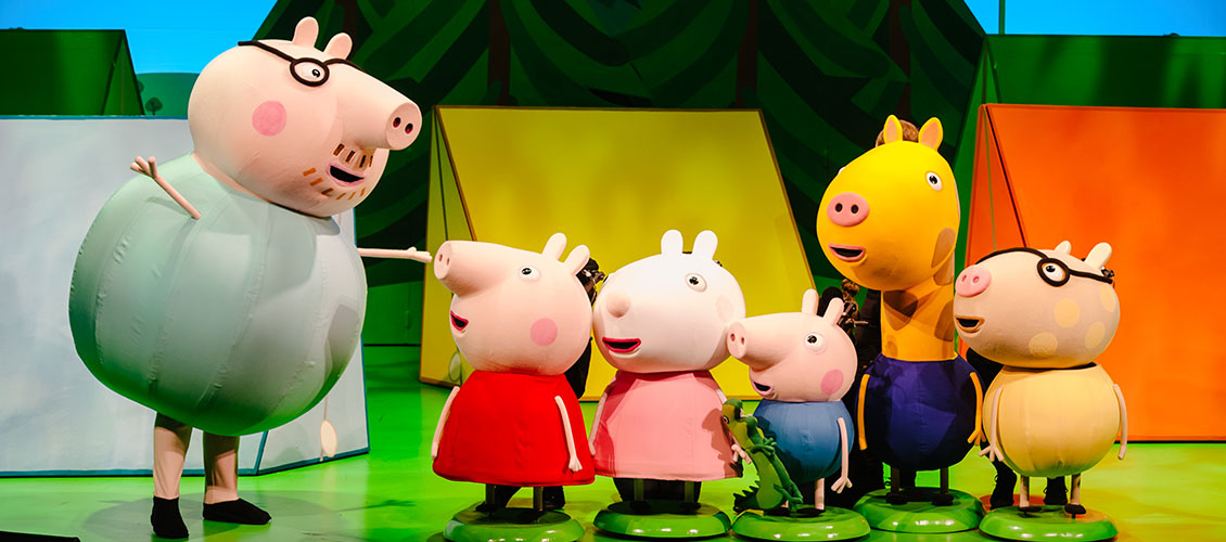 Peppa Pig's Big Adventure