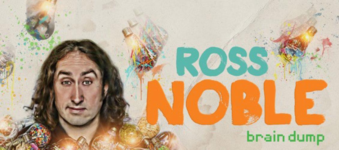Ross Noble - Brain Dump