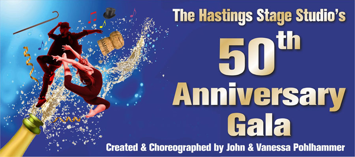 The Hastings Stage Studio's 50th Anniversary Gala