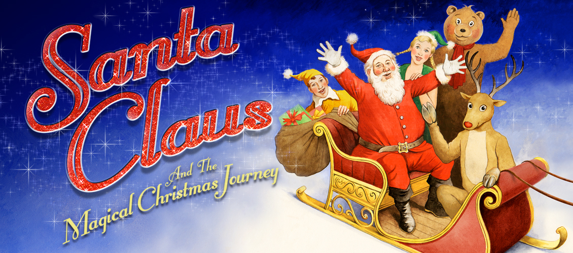 Santa Claus & The Magical Christmas Journey