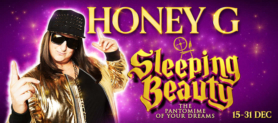 JUST ANNOUNCED: Honey G to star in Sleeping Beauty