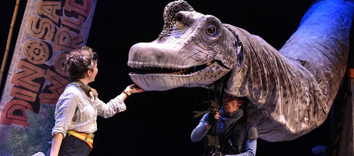 NEW ON SALE: Dinosaur World