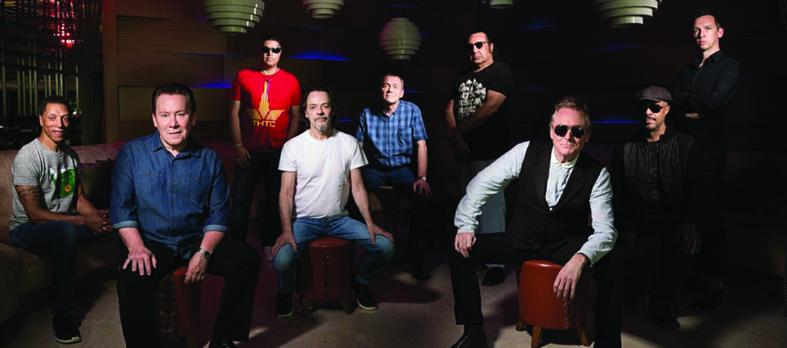 Just Announced -  UB40: 40th Anniversary Tour