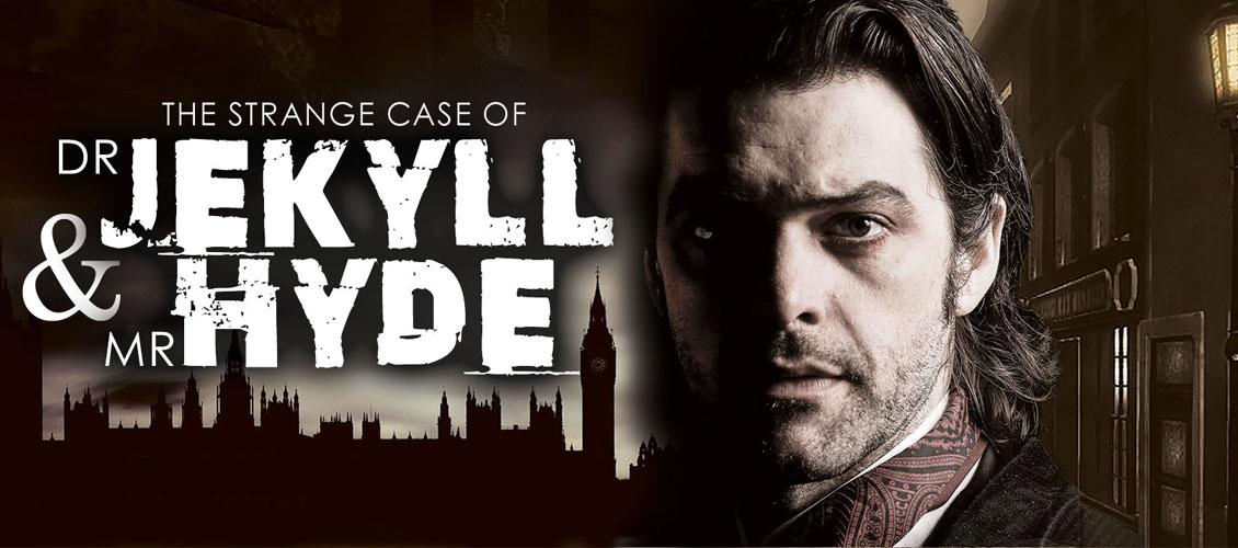 The Strange Case of Dr Jekyll & Mr Hyde