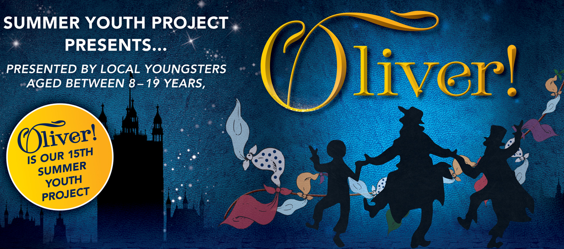 Summer Youth Project Presents: Oliver!