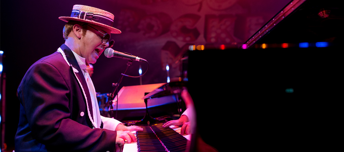 The Rocket Man: Elton John