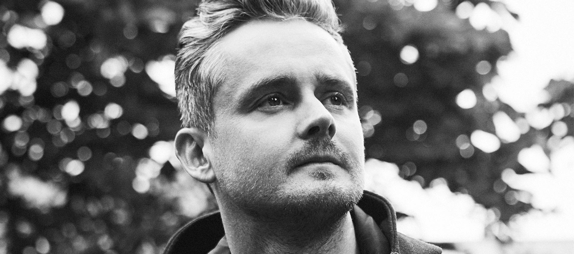 New and on sale this Friday: Tom Chaplin