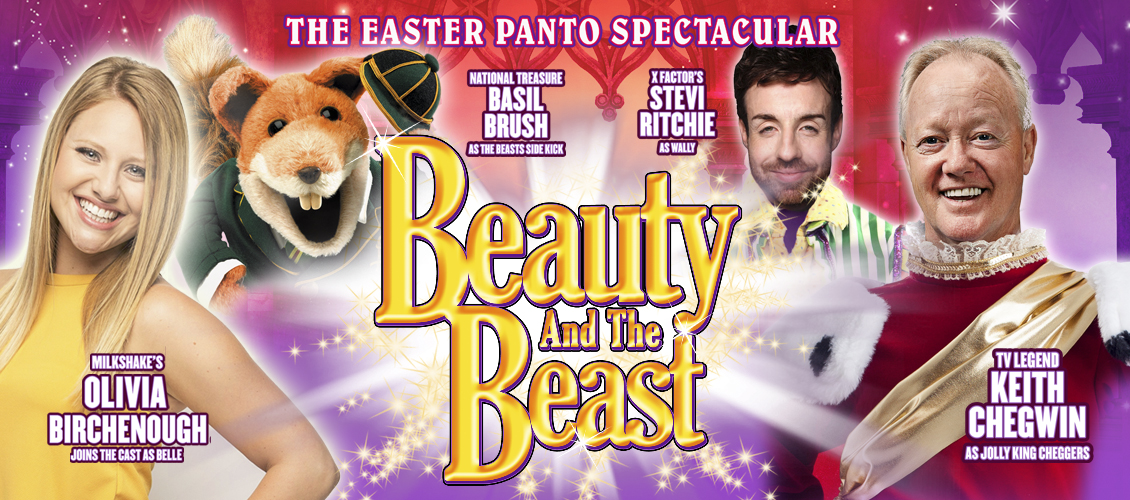 Easter Panto Beauty and the Beast