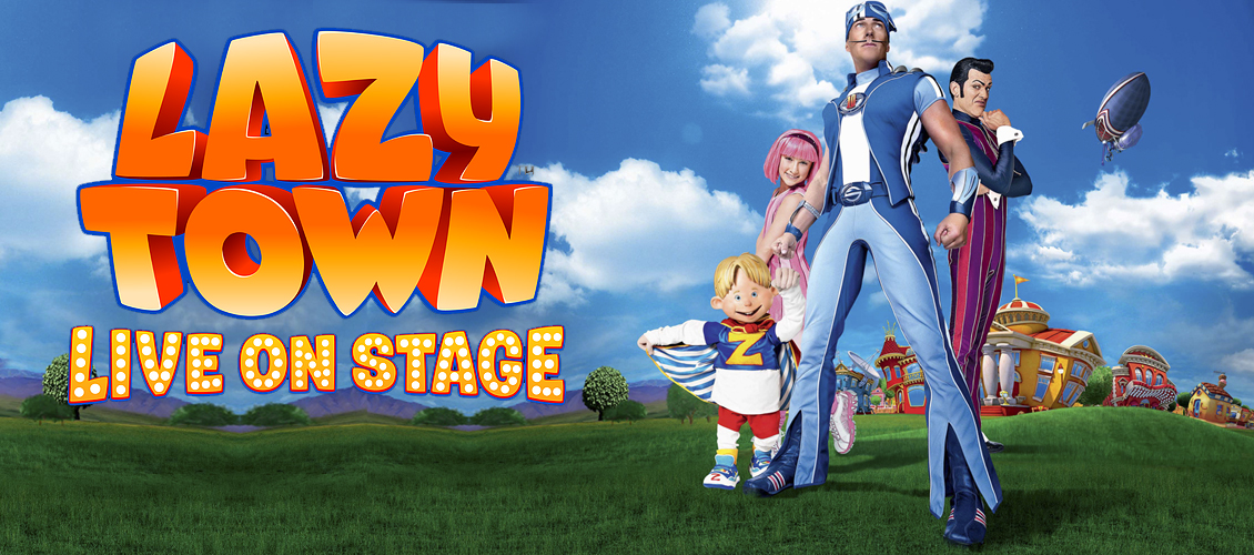 LazyTown Live On Stage